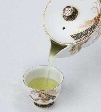 茶の木 玉露 紫 50g 袋 | 福寿園